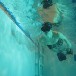 Entraînement en piscine