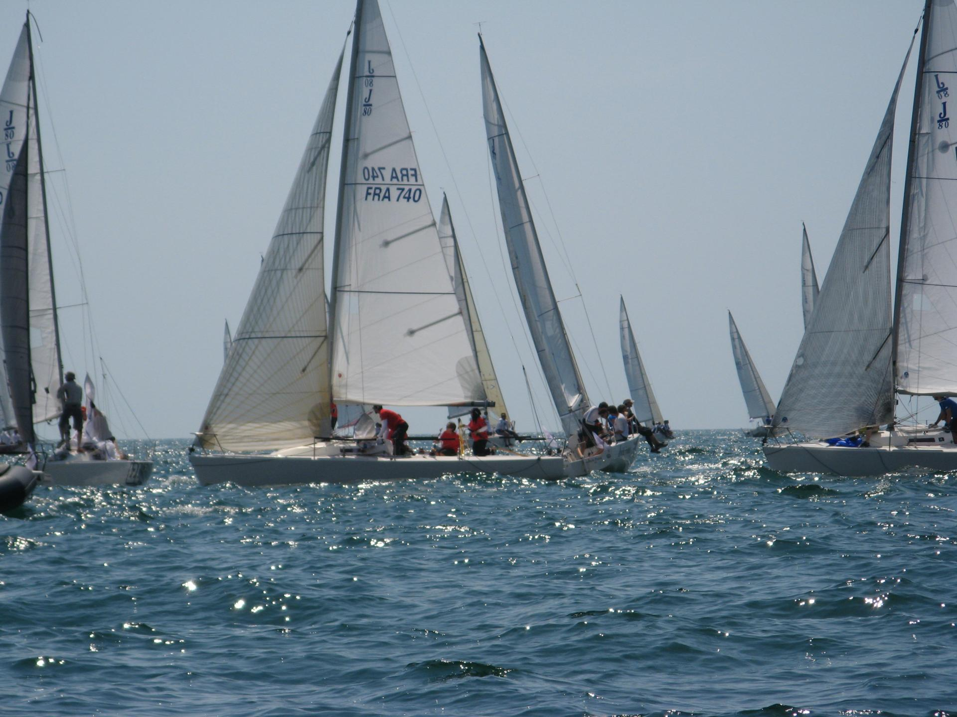 Championnat du monde J80