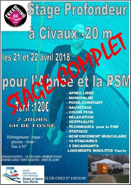 Stage civaux 2