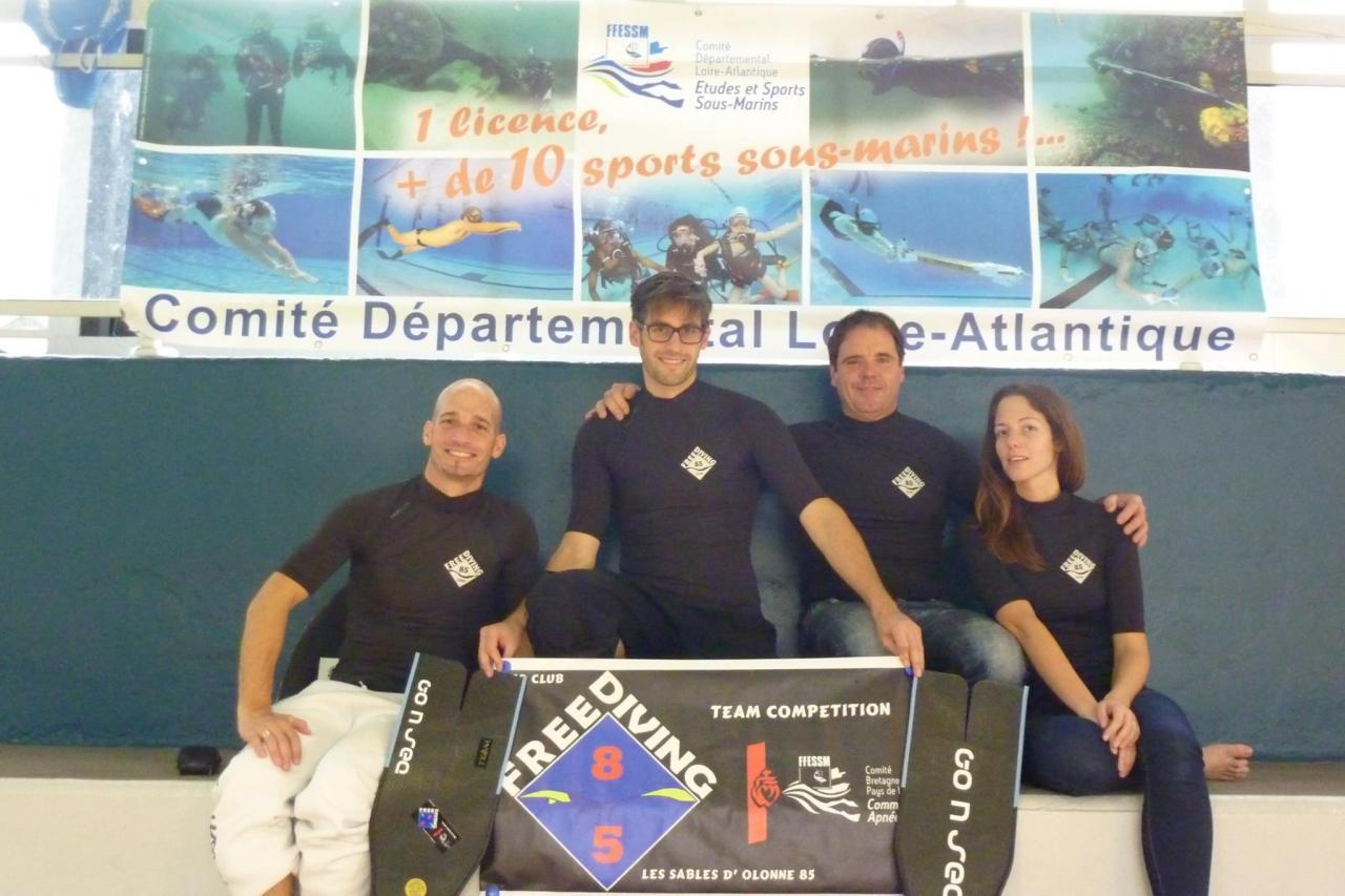 Compétition régionale Nantes