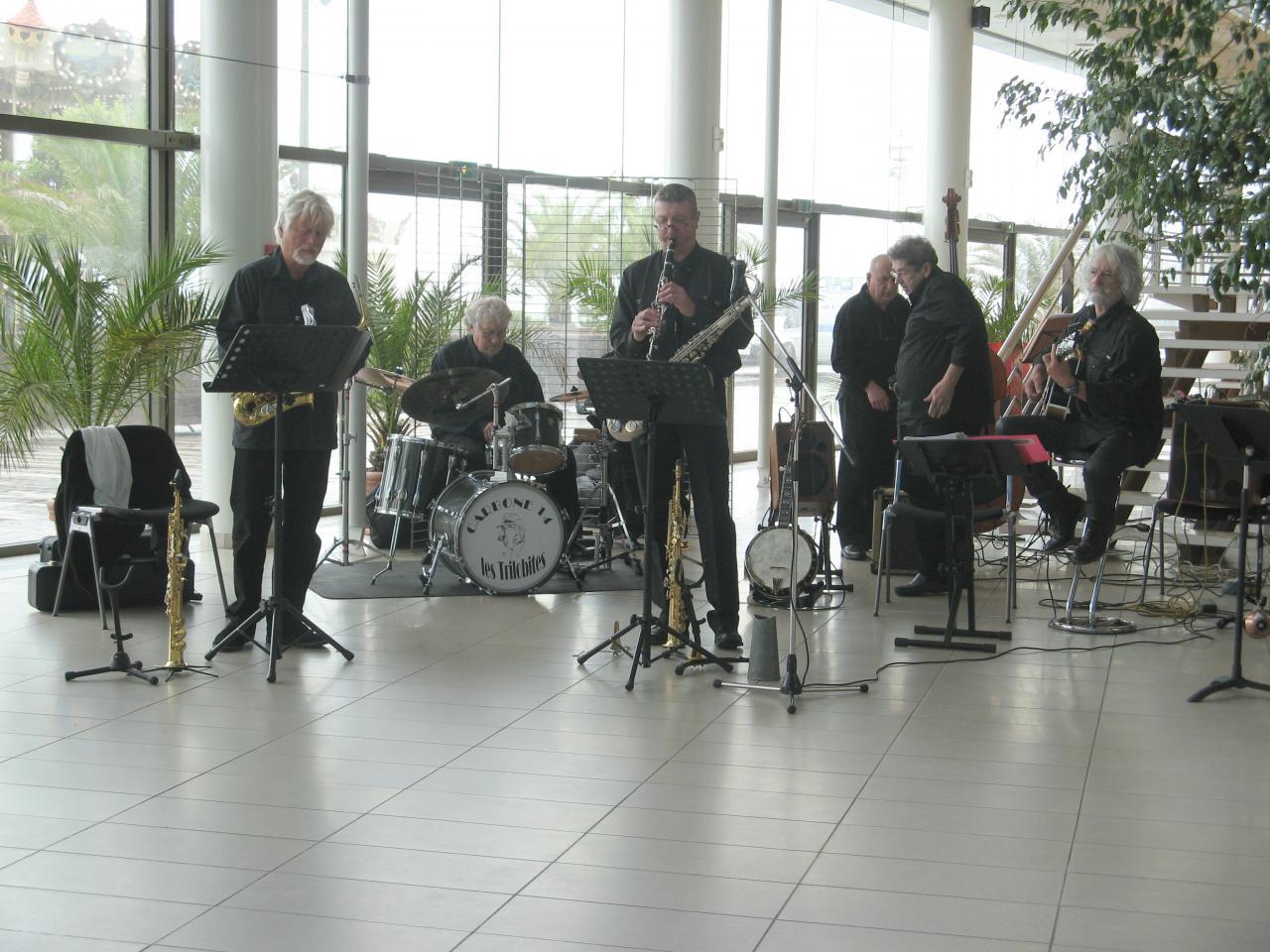22 juin 2013 - Orchestre de jazz